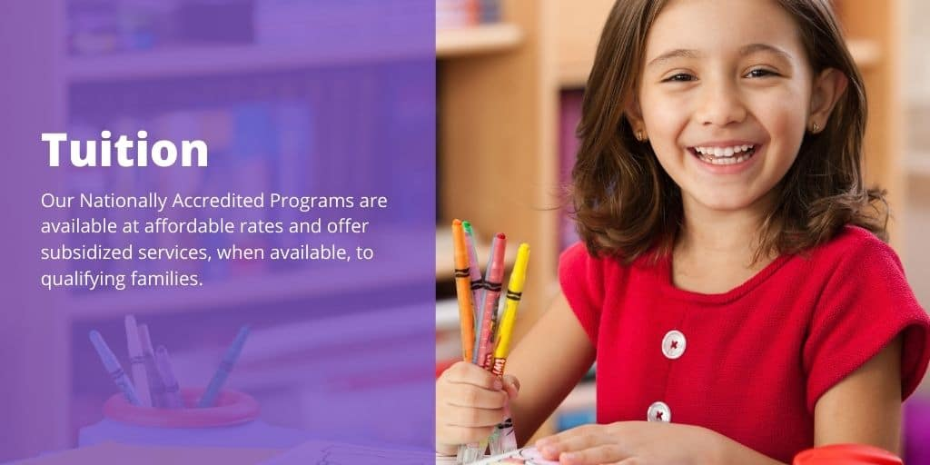 EDS Child Tuition